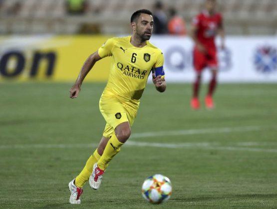 Exmediocampista del Barcelona y la selección española, Xavi Hernández.