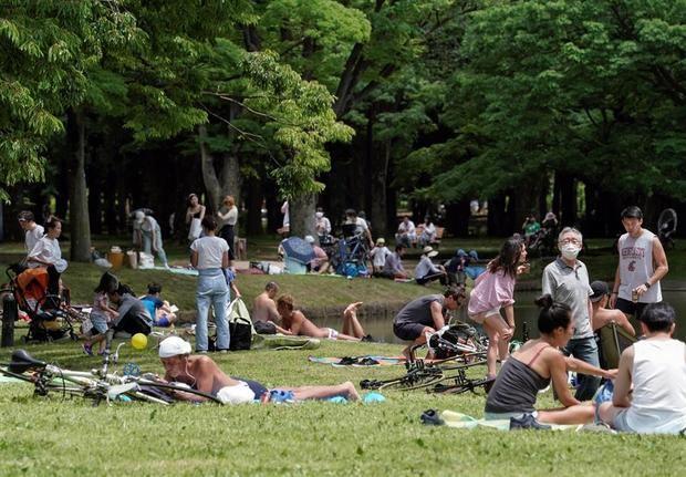 El Gobierno de Japón decide levantar la alerta en la totalidad del país