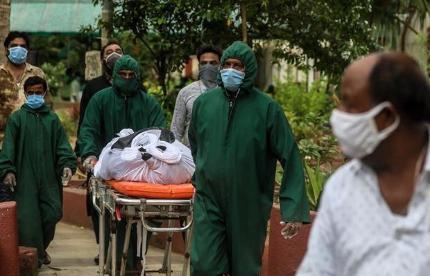 El mundo alcanza 7,41 millones de contagios y 418.000 muertes por Covid-19