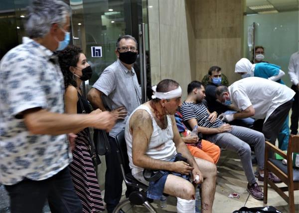 El primer ministro libanés promete castigar a los responsables de la explosión