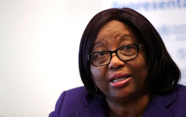 La directora de la Organización Panamericana de la Salud (OPS), Carissa Etienne.