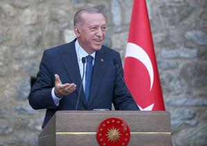 Fotografía de archivo del presidente turco, Recep Tayyip Erdogan.
