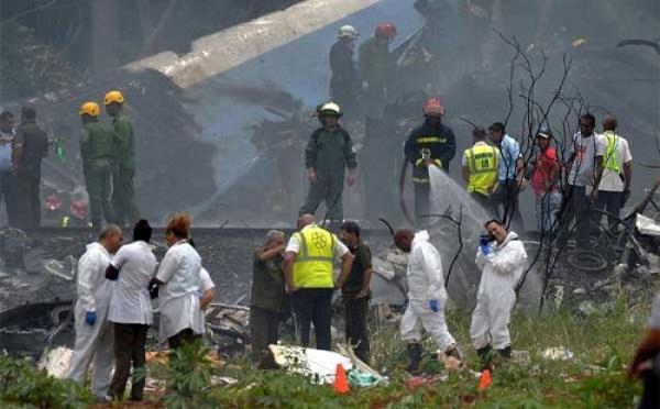 Accidente aéreo en Cuba que dejó 110 víctimas es investigado exhaustivamente