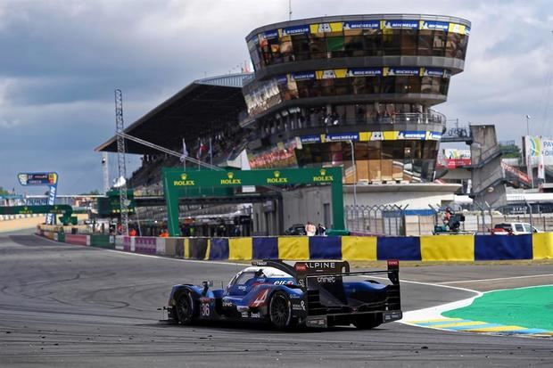 Las 24 horas de Le Mans retrasadas a agosto para poder acoger público.