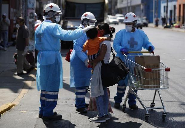 Contagios en Perú se elevan a más de 47,000 casos y fallecidos a 1,344