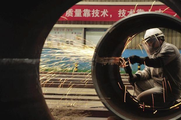 La industria manufacturera china crece en junio, mayor aumento desde marzo