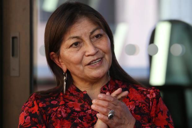 Elisa Loncón: