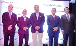 Conocidos economistas se integraron al equipo de asesores del candidato presidencial Luis Abinader, PRM.