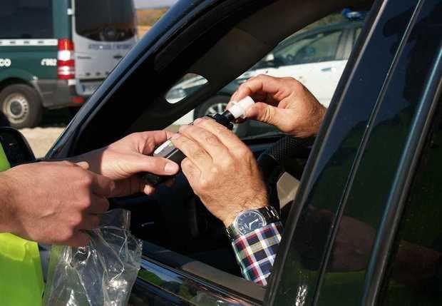 El 46 % de los conductores resultaron positivo en primeras pruebas de alcoholemia