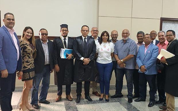Tribunal se reserva para el 23 de octubre fallo  de demanda de Fausto Polanco en contra de Acroarte.