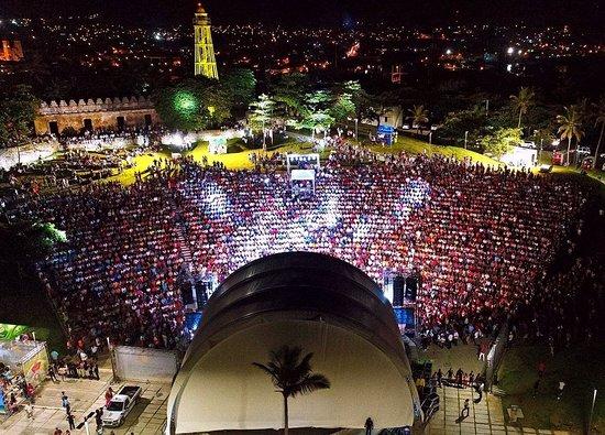 Seis populares artistas al Anfiteatro de Puerto Plata en su aniversario