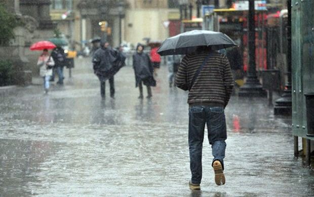 El COE amplía a 13 el número de provincias en alerta por lluvias
