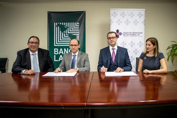 ADOEXPO y Banco Lafise premiarán empresas exportan a Centroamérica
