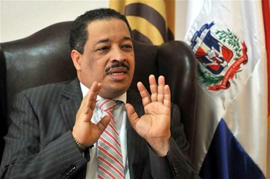 Rosario afirma renuncia candidatura Leonel es para justificar modificación constitucional