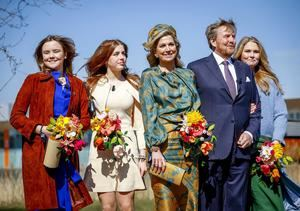 La popularidad de la familia real neerlandesa sigue en horas bajas.