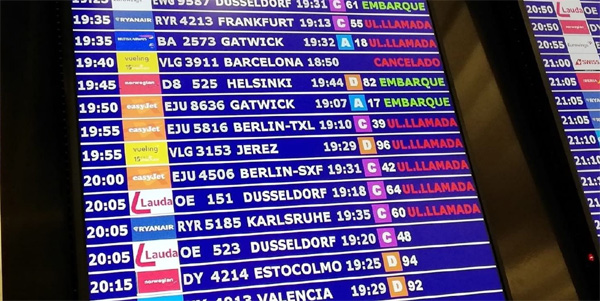 Restricciones a los viajes en el 96% de los destinos del mundo