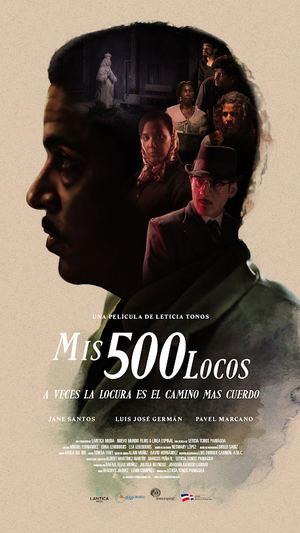 Film poster 'Mis Quinientos Locos'.