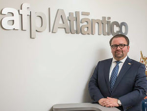 Filipo Ciccone, presidente de AFP Atlántico.