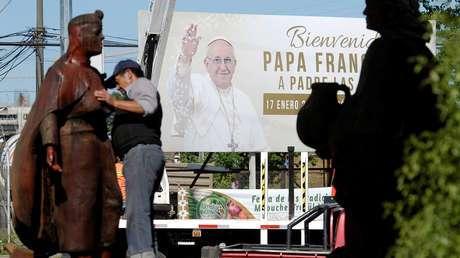 De la opresión al laicismo, la metamorfosis chilena entre las visitas papales