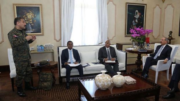 Danilo Medina da seguimiento a proyectos agroforestales de su gestión