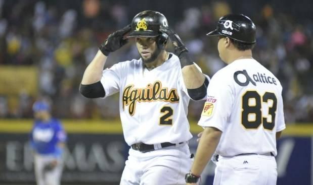 Águilas vencen Tigres y siguen terceo en la tabla en béisbol dominicano