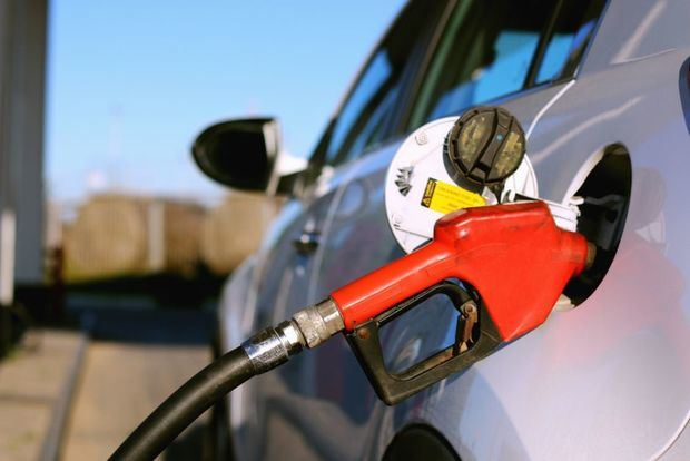 Se mantienen sin variación los precios de los combustibles