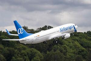 Air Europa deja de volar al aeropuerto de Punta Cana.