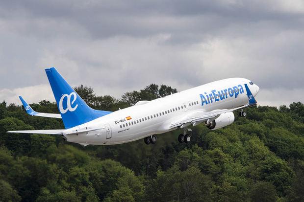 Air Europa deja de volar al aeropuerto de Punta Cana