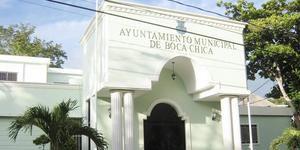 Ayuntamiento de Boca Chica.