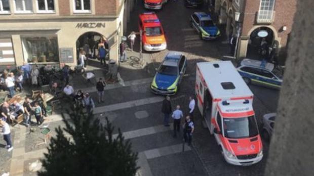 Atropello múltiple con 2 muertos y veintena heridos causa pánico en Alemania