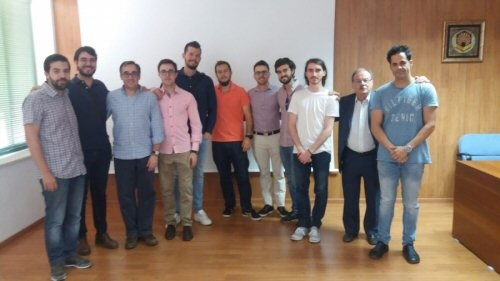 El grupo AYRNA del Departamento de Informática y Análisis Numérico