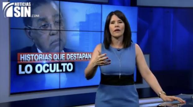 Procurador recibe a Alicia Ortega para conocer amenaza desde cárcel La Victoria