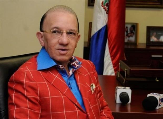 Senador de La Altagracia, Amable Aristy Castro.