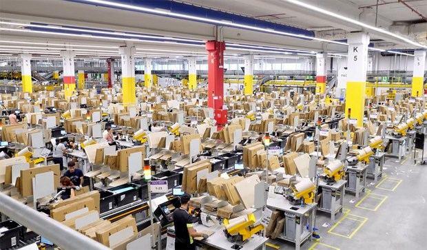 Amazon quiere acceder a la casa del cliente para evitar robos de paquetes