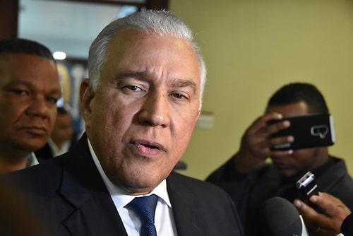 Expresidente del Senado, Andrés Bautista.