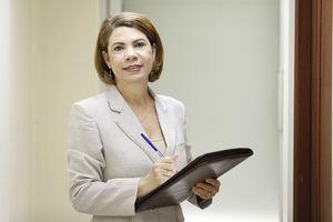 Emiliana Corona, presidenta de Ángeles Amigos
