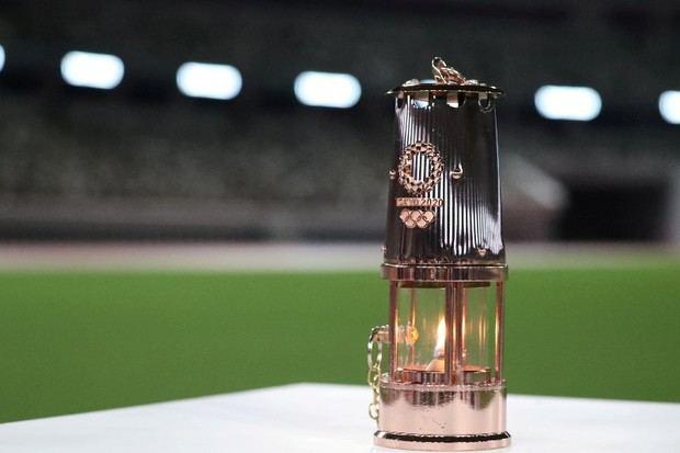 Llama olímpica de Tokio 2020 se exhibirá a partir del próximo mes