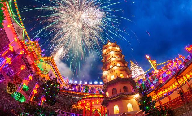 Año nuevo chino.
