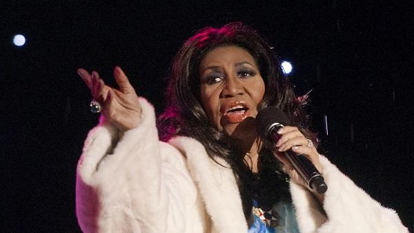 Aretha Franklin, la imponente voz que exigió