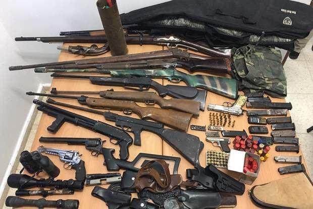 Interior y Policía incauta municipios de procedencia irregular en armería DN