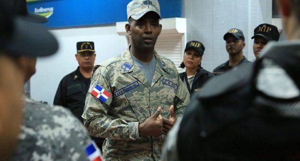 Interior y Policía incauta municiones en una armería de Sosúa