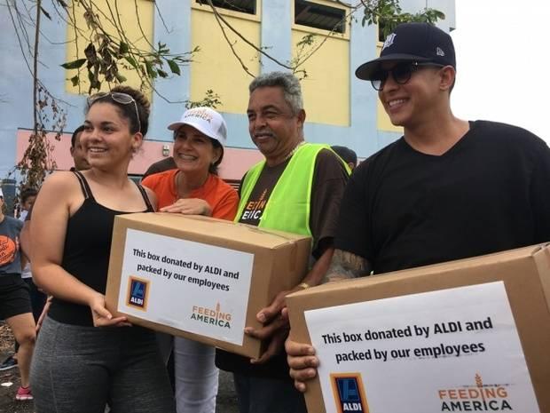 Daddy Yankee se suma a campaña recaudación de 1,5 millones dólares a P. Rico