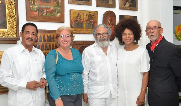 """""""La Llave del Arte"""" nuevo espacio abierto a los artistas en la Zona Colonial"""