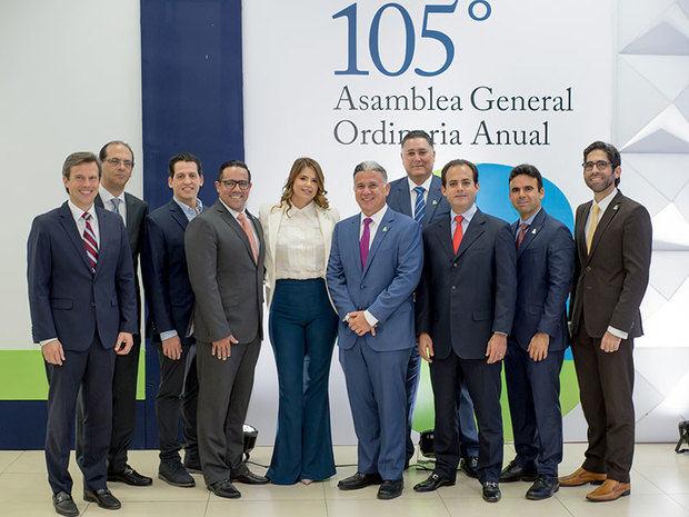 La Cámara de Comercio y Producción de Santiago celebró el miércoles 9 de octubre, su 105a Asamblea General Ordinaria Anual.