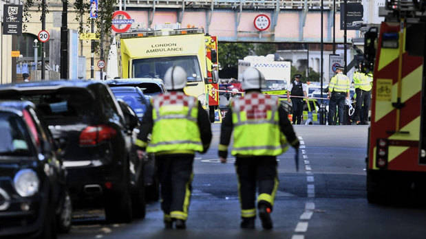 Estado Islámico asume la autoría del atentado en el metro de Londres