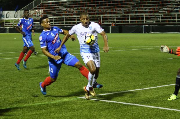 Atlántico FC saca empate frente al Portmore United de Jamaica
