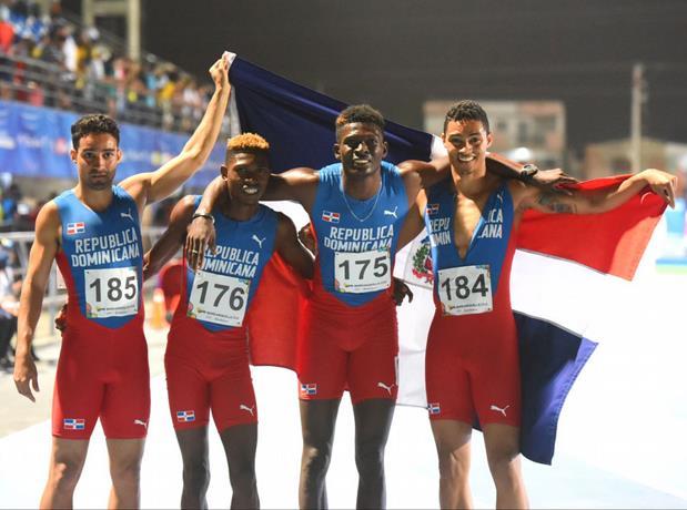 Atletismo dominicano se prepara para participar en sus tres últimos eventos internacionales,