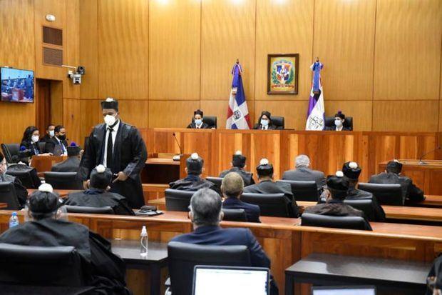 El Ministerio Público concluye la presentación de pruebas en caso Odebrecht