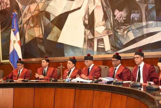 Miembros del Tribunal Constitucional, TC.