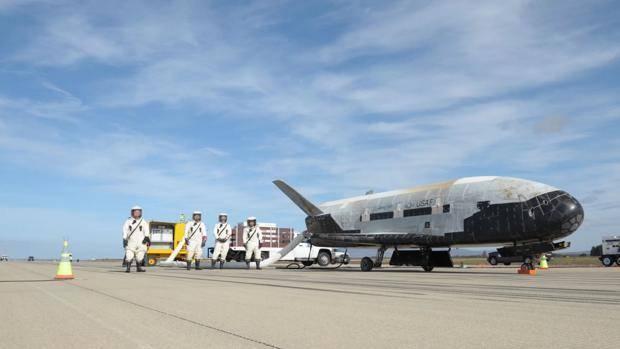 Space X lanza el avión espacial del Pentágono en una misión secreta